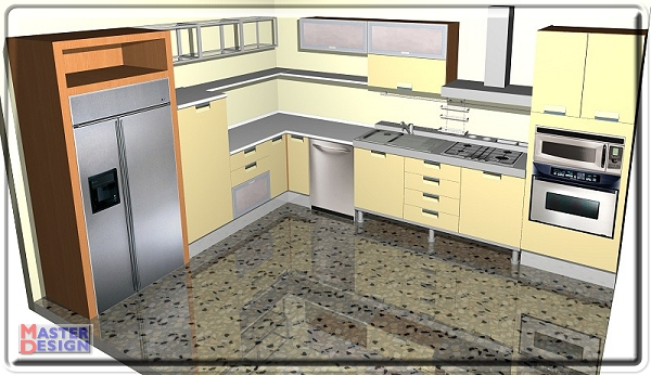 Casa immobiliare accessori disegnare cucina for Case in 3d programma